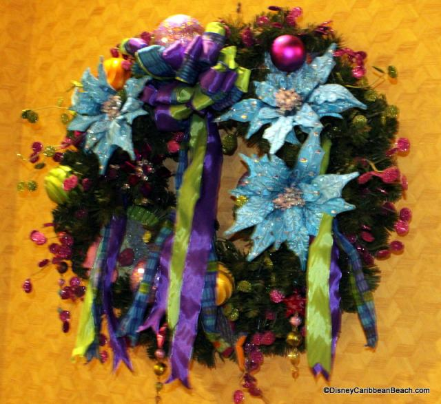 Old Port Royale wreath